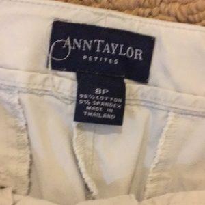 Ann Taylor Pants - Ann Taylor petite pants